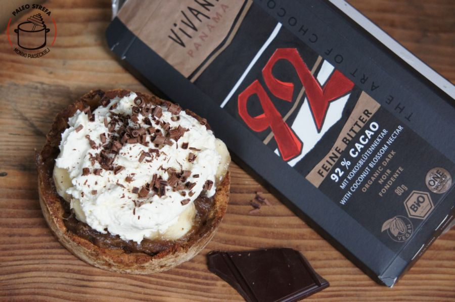 pale banoffee pie